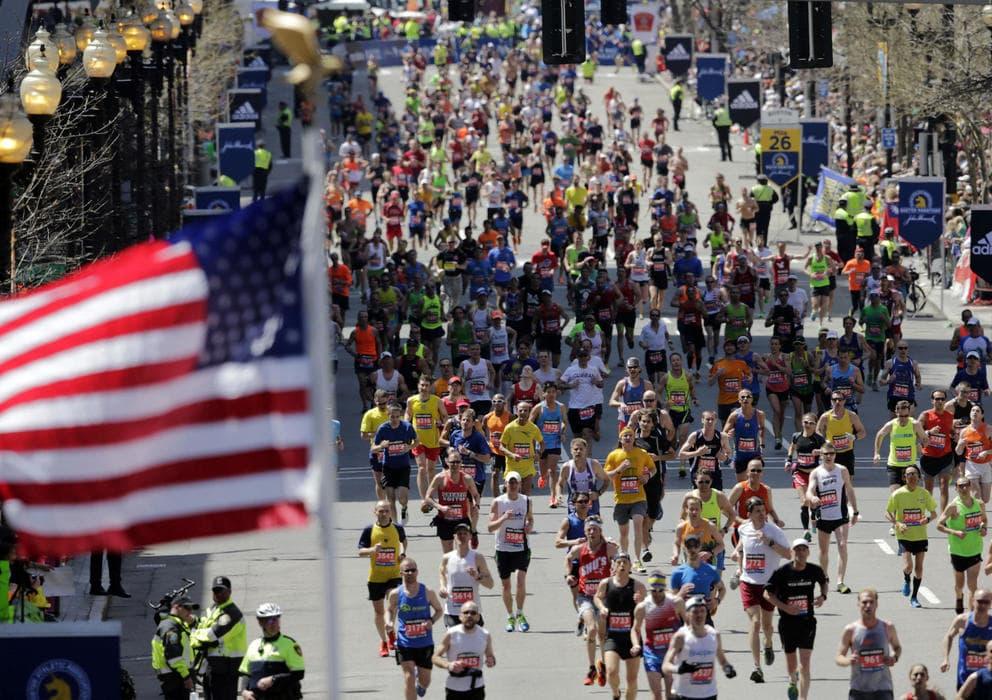 Viaje a la maratón de boston