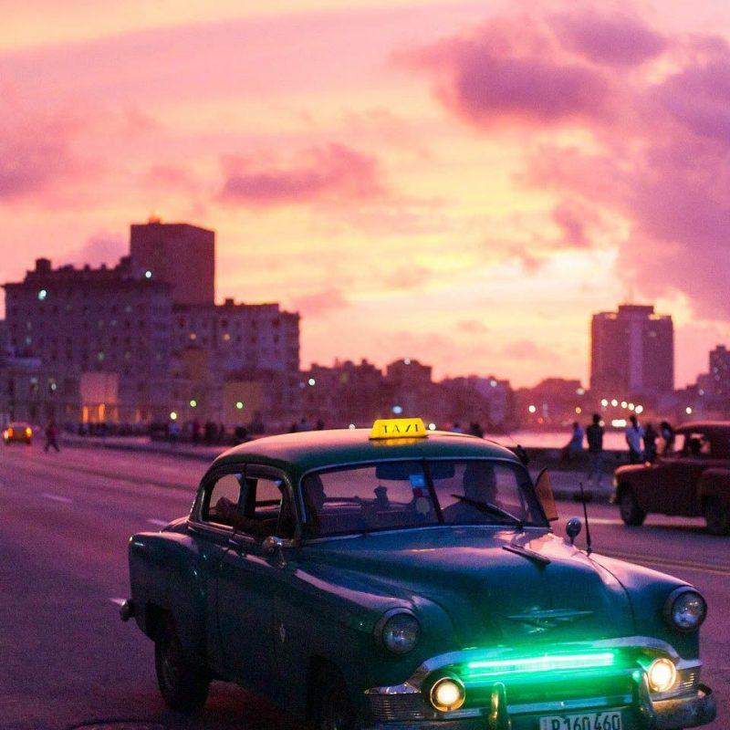 La Habana-malecon