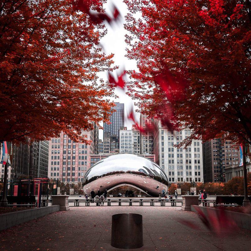 Grant Park en Chicago