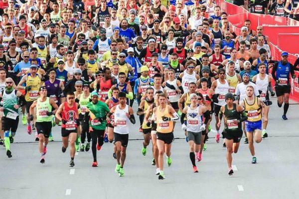 Correr la Maratón de Tokio