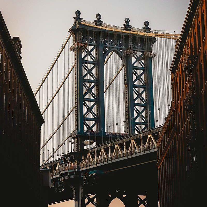 Ciudad de Nueva York en los días de su maratón