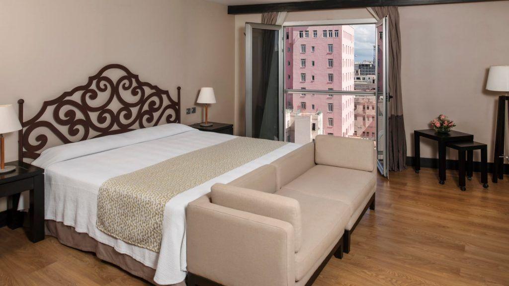 Hotel Parque central - La habana
